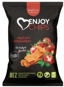 ENJOJ Chips rajče 40g