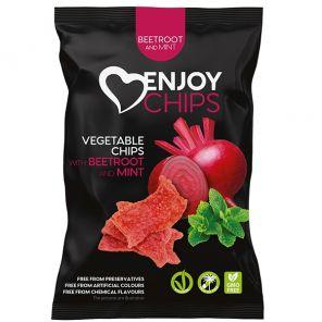 ENJOJ Chips červ.řepa 40g