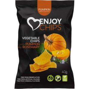 ENJOJ Chips dýně 40g
