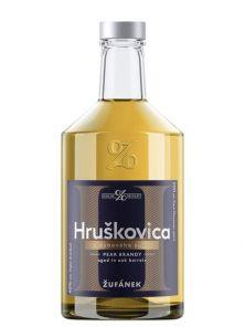 Žufánek hruškovi.zlatá 0,5L 40%