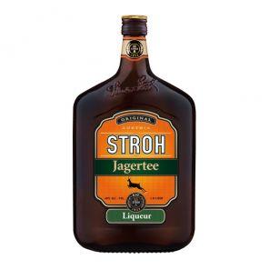 JAGERTEE STROH 1L 40%