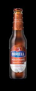 BIRELL POLOTM.0,33L lahev 24ks