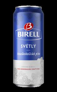 Birell 0,5L plech nealko