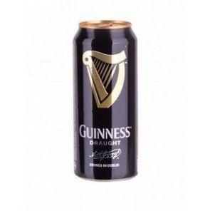 Guinness draught PLECH 0,5L