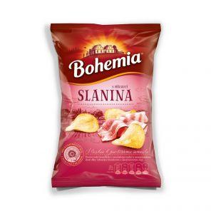 CHIPS BOHEMIA SLANINA 77g