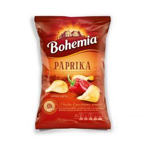 CHIPS BOHEMIA PAPRIKA 77g