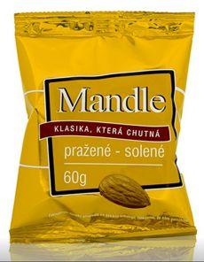 MANDLE SOLENÉ KRAJČÍ 60g