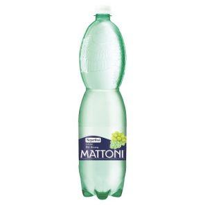 MATTONI 1,5L Bílé Hrozno
